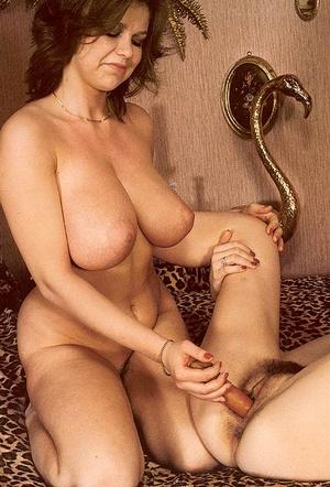Busty eighties lesbians pleasing eachoth - XXX Dessert - Picture 15