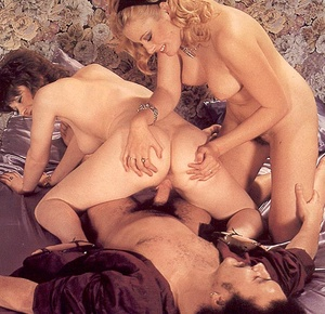 Horny old senior shagging two hairy seve - XXX Dessert - Picture 12