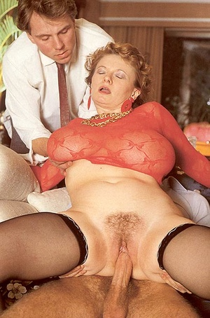 Insane huge retro mellons creamed with a - XXX Dessert - Picture 8