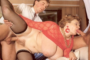 Insane huge retro mellons creamed with a - XXX Dessert - Picture 12