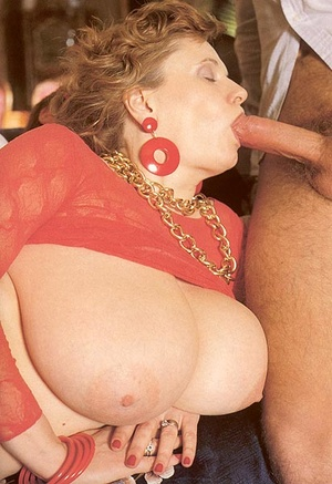 Insane huge retro mellons creamed with a - XXX Dessert - Picture 14