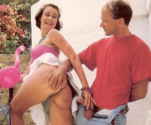 Seventies mom enjoys a big penis inside  - XXX Dessert - Picture 6