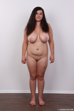 Sexy and chubby chick gets naughty to sh - XXX Dessert - Picture 13