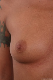 hot tattooed dark hair