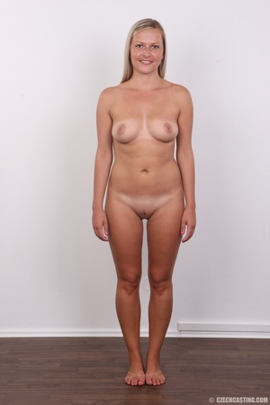 Plump blonde with cute eyes and sexy sha - XXX Dessert - Picture 13