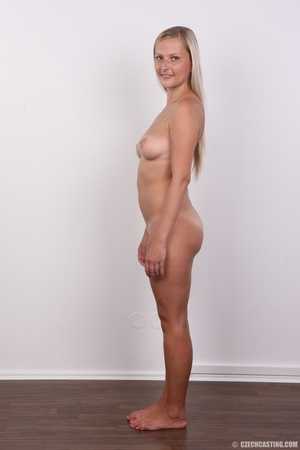 Plump blonde with cute eyes and sexy sha - XXX Dessert - Picture 15