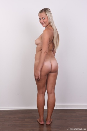 Plump blonde with cute eyes and sexy sha - XXX Dessert - Picture 17