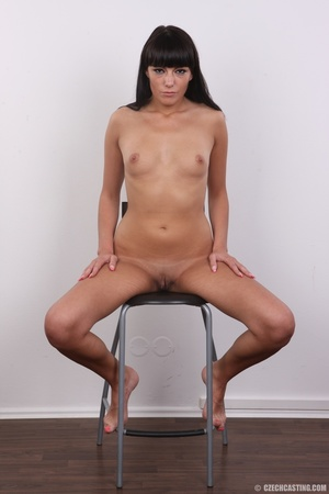 Wild and sexy black hair chick shows hot - XXX Dessert - Picture 13
