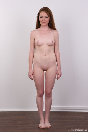 Young sexy soft skinned chick with red h - XXX Dessert - Picture 13