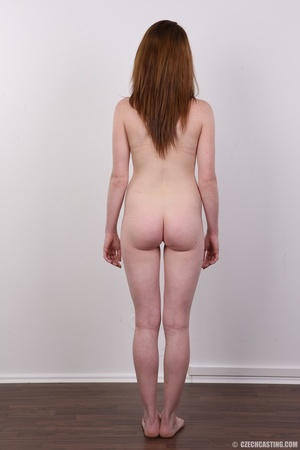 Young sexy soft skinned chick with red h - XXX Dessert - Picture 15