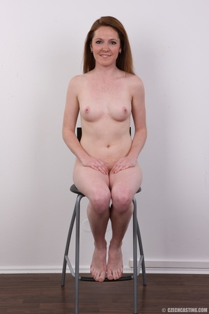 Young sexy soft skinned chick with red h - XXX Dessert - Picture 17