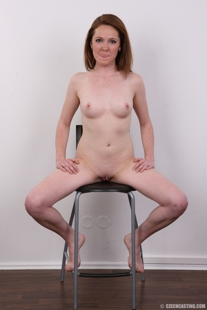 Young sexy soft skinned chick with red h - XXX Dessert - Picture 20