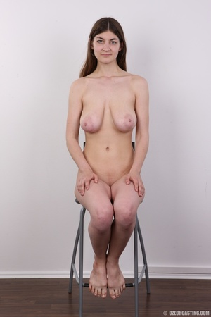 Young temptress takes clothes off to rev - XXX Dessert - Picture 23