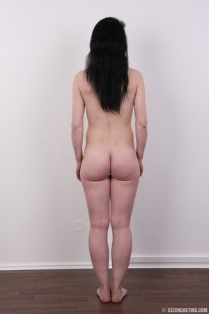 Black hair lady with cute mystery eyes h - XXX Dessert - Picture 11