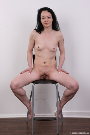 Black hair lady with cute mystery eyes h - XXX Dessert - Picture 14