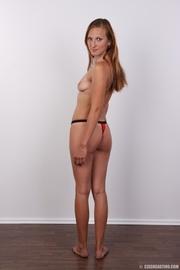 slim long hair sexy