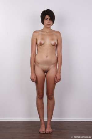 Sexy shaped chick with short black hair  - XXX Dessert - Picture 15