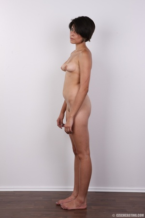 Sexy shaped chick with short black hair  - XXX Dessert - Picture 16