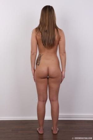 Happy young sexy chick with pretty boobs - XXX Dessert - Picture 13