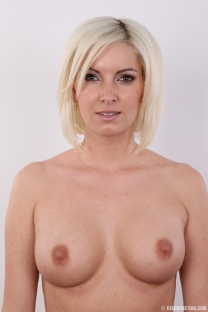 Hot and young chick with super firm boob - XXX Dessert - Picture 12