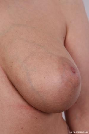 Chubby seductive blonde with hot big tit - XXX Dessert - Picture 9