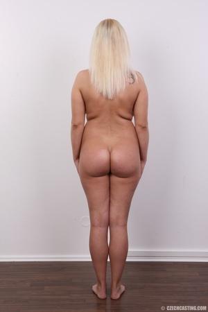 Chubby seductive blonde with hot big tit - XXX Dessert - Picture 11