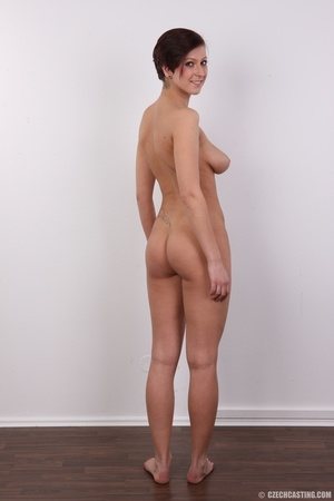 Seductive looking red hair chick models  - XXX Dessert - Picture 22