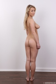 sweet blonde with hot