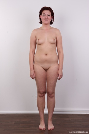 Plump lusty red hair lady shows sweet ti - XXX Dessert - Picture 10