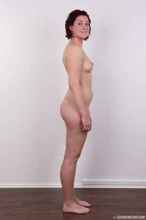 Plump lusty red hair lady shows sweet ti - XXX Dessert - Picture 11