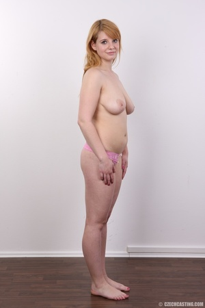 Plump blonde with sweet tits and hot lus - XXX Dessert - Picture 12