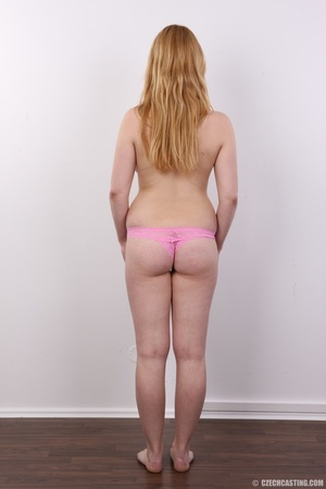 Plump blonde with sweet tits and hot lus - XXX Dessert - Picture 13