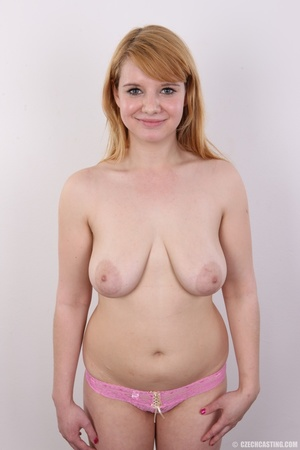 Plump blonde with sweet tits and hot lus - XXX Dessert - Picture 15