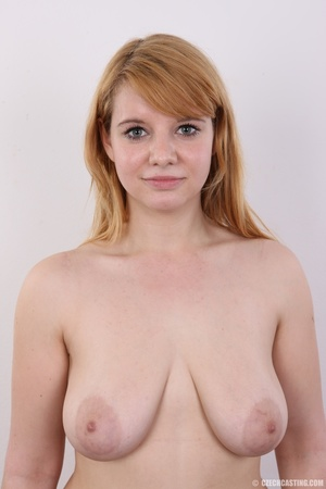 Plump blonde with sweet tits and hot lus - XXX Dessert - Picture 16