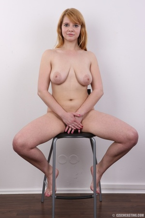 Plump blonde with sweet tits and hot lus - XXX Dessert - Picture 24