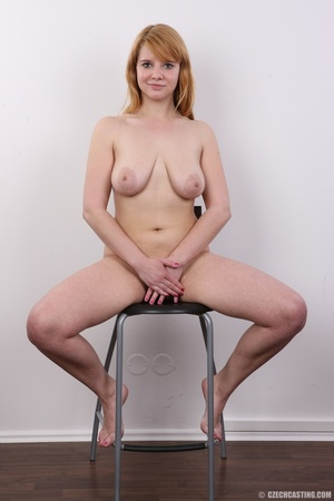 Plump blonde with sweet tits and hot lus - XXX Dessert - Picture 25