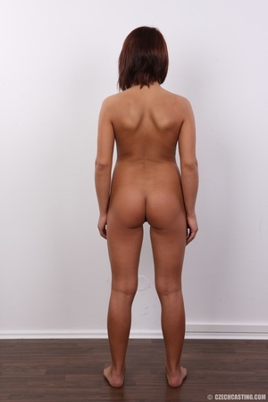 Sweet strawberry chick shows cute boobs, - XXX Dessert - Picture 12