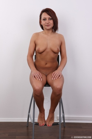 Sweet strawberry chick shows cute boobs, - XXX Dessert - Picture 13