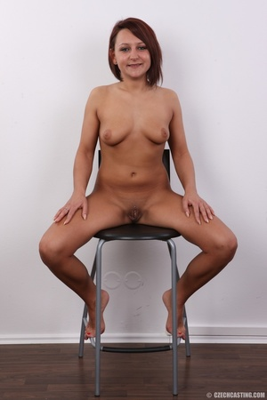 Sweet strawberry chick shows cute boobs, - XXX Dessert - Picture 14