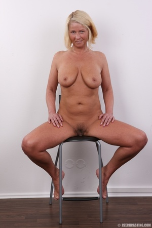 Matured blonde lady has surprisingly sed - XXX Dessert - Picture 14