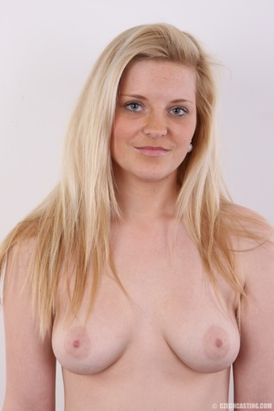 Sweet seductive blonde has it all, cute  - XXX Dessert - Picture 7