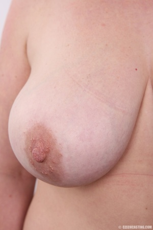 Extra busty matured chick shows hairy pu - XXX Dessert - Picture 7