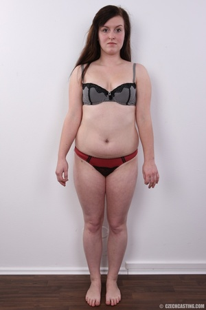 Chubby young chick looking for something - XXX Dessert - Picture 6