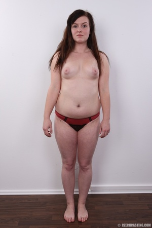 Chubby young chick looking for something - XXX Dessert - Picture 7