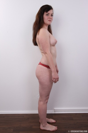 Chubby young chick looking for something - XXX Dessert - Picture 8