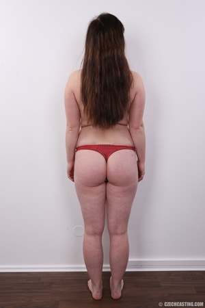 Chubby young chick looking for something - XXX Dessert - Picture 9