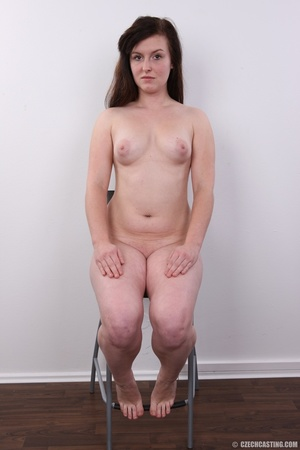 Chubby young chick looking for something - XXX Dessert - Picture 18