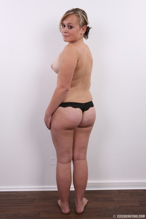 Slightly chubby chick with lusty bouncy  - XXX Dessert - Picture 9