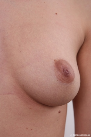 Sweet looking damsel shows sexy hairy pu - XXX Dessert - Picture 13
