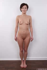 slender hot looking petite